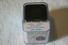 Mini music angel jh-md06d digital speakers support micro sd tf card mp3 players