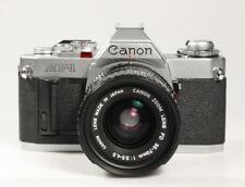 """CANON AV-1 +35-70mm,überholt,neue Dichtungen,kein """"Asthma"""",1 Jahr Gewährleistung"""