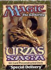 Urza's Saga Theme Deck Special Delivery (ENGLISH) SEALED NEW MAGIC MTG ABUGames