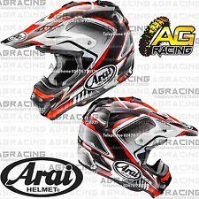 Arai MXV MX-V Helmet Speedy Red Black Adult Small SMLL SM Off Road Helmet