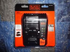 Black & Decker 12-20V Max Lithium 2 Amp Fast Charger Brand New In Sealed Package