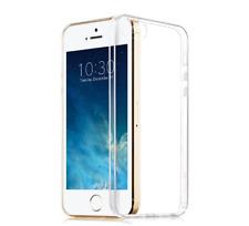 Scandoo Apple iPhone 5 / 5s / SE Ultraslim Schutzhülle Silikon Case transparent