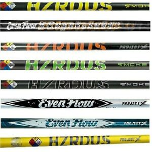 NEW Project X Fairway Shaft Only - Choose your Model, Flex, Length & Adapter!!