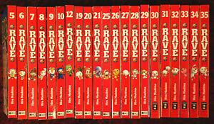 """""""RAVE"""" Manga Egmont 2004 bis 2014 verschiedene Bände zum Aussuchen"""