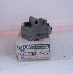Fuel Pump Johnson Evinrude OMC 378805