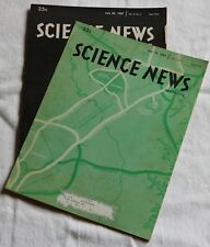 Science News - July 15, & 22, 1967