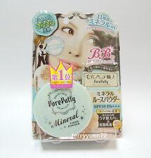 SANA Pore Putty BB Mineral Loose Face Powder SPF39 PA+++ JAPAN