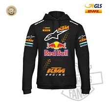 FELPA KTM RACING TEAM ENDURO MOTO REDBULL TEAM  MOTOCROSS replica FANS