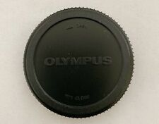 GENUINE ORIGINAL OLYMPUS LR-1 REAR LENS CAP E