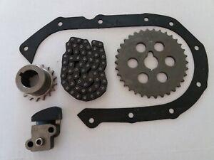 Timing chain super kit, for  RENAULT R4 - R5 - R6 ,  950 cc.,  until 1983