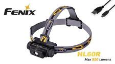 New Fenix HL60R Cree XM-L2 T6 LED 950 Lumens LED Headlight Headlamp (NO battery)