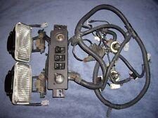 1997 - 2001 Jeep Cherokee XJ OEM Fog Lights Wire Harness Switch Panel ADD ON KIT
