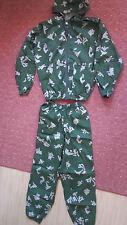 SOLDATEN Anzug Grenzsoldat Farbe:Hell grün  Gr.L Tarnanzug neu military suit 1