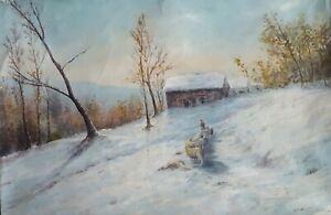 Konstantin Alexandrovitch WESCHTSCHILOFF(1877-1945)Russian painter.Oil on canvas