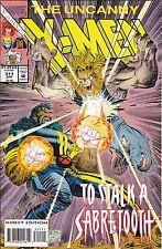 UNCANNY X-MEN #311 / SABRETOOTH / 1994 / MARVEL COMICS