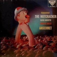 THE NUTCRACKER - ANSERMET - TCHAIKOVSKY - DECCA - SXL-2092/3 - 2 LP