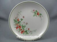 BHS Strawberries dinner plate