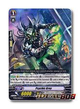 Cardfight Vanguard  x 4 Psychic Grey - BT08/050EN - C Mint