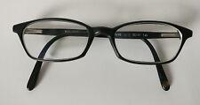 Maison Mollerus MM63 Brille Schwarz Brillenfassung Lunettes Eyeglasses Occhiali