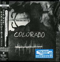 NEIL YOUNG & CRAZY HORSE-COLORADO-JAPAN SHM-CD F56