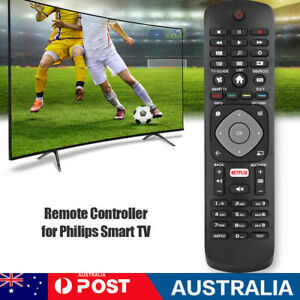 Replacement Remote Control for PHILIPS Smart TV with NETFLIX APP HOF16H303GPD24