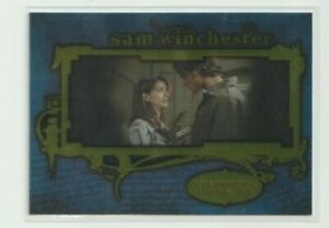 2008 Inkworks Supernatural Connections Trading Card #61