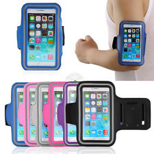 AU Sports Running Jogging Gym Fitness Waterproof Armband Case Cover Wallet Bag