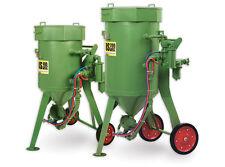 Sandstrahlgerät 200l Komplettpaket mit Fernsteuerung / Schlauch / Düse