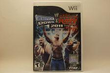 WWE SmackDown vs. Raw 2011 (Nintendo Wii, 2010)