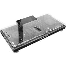 Decksaver DJ Controller Cover for Pioneer XDJ-RX Controller (Smoked/Clear)