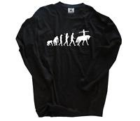 Standard Edition Voltigieren Evolution Pferde Reiten Dressur T-Shirt S-XXXL neu