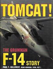 Schiffer The Grumman F-14 Tomcat Story Persian Gulf Libya Navy Carrier Force