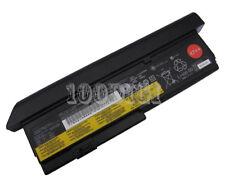 Genuine 9Cell Battery For Lenovo 42T4823 42T4825 42T4542 43R9253 43R9254 43R9255