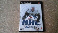 NHL 2001 (Sony PlayStation 2, 2000) gebraucht