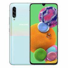 SIM Free Samsung A90 128GB 5G Mobile Phone - White
