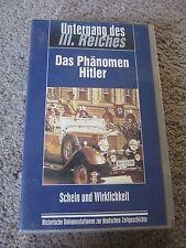 VHS Untergang des 3. Reiches - Das Phänomen Hitler - Schein und Wirklichkeit