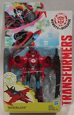 "NEW!!! Transformers Robots In Disguise Windblade 5"" Action Figure"