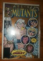 1990 NEW MUTANTS #87 KEY ISSUE 1ST CABLE (2ND) PRINT VF/NM MARVEL COMICS
