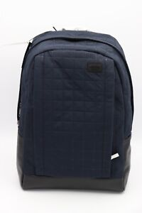 NWT Jack Spade New York Navy Blue Quilted Tech Nylon Backpack Bag New $298