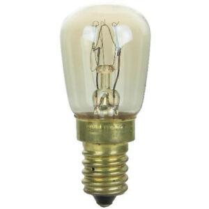 SUNLITE 15w PRE 120v E14 European Base Clear Bulb