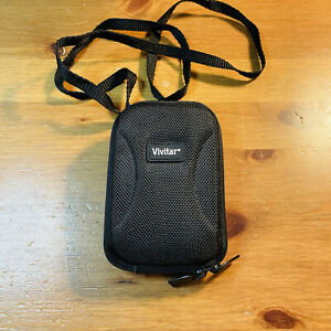 Classic Vivitar Hard Camera Case For Point And Shoot 35mm Camera