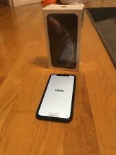 Apple iPhone XR - 64GB - Black (Unlocked) A1984 (CDMA + GSM) (CA)