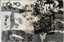 "Antoni Clave ""TROBADORS"" 1970 Hand Signed artist proof E.A. (épreuve d'artis) 12"