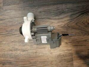 W10276397 Whirlpool Washer Drain Pump-Gray WPW10276397