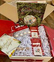 NEW IN BOX 2021 Keepsake Ornament Club Membership DREAM BOX Snowman Baker Star