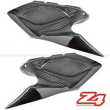 2014-2017 Z1000 Z1000R Gas Tank Side Trim Cover Panel Fairing Cowl Carbon Fiber