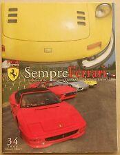 Ferrari Club of America sempre 2006/3 región Southwest Newsletter Book brochure