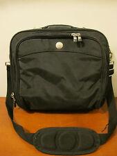 """Dell Laptop Briefcase Portfolio Bag 17"""" Black"""