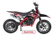 Minimoto  Cross 50cc Minicross GEPARD Ruote 10 pollici mini moto STUPENDA