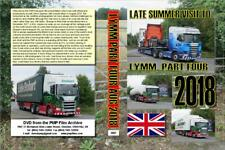 3887. Lymm. UK. Trucks. August 2018. Possibly one of the best truck spotting loc